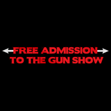 FREE ADMISSION TO THE GUN SHOW Black art preview
