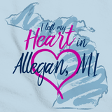 I Left my Heart in Allegan, MI | Michigan Pride Ladies