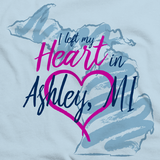 I Left my Heart in Ashley, MI | Michigan Pride Ladies