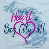 I Left my Heart in Bay City, MI | Michigan Pride Ladies