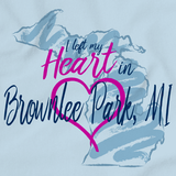 I Left my Heart in Brownlee Park, MI | Michigan Pride Ladies