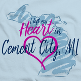 I Left my Heart in Cement City, MI | Michigan Pride Ladies