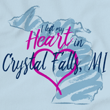 I Left my Heart in Crystal Falls, MI | Michigan Pride Ladies