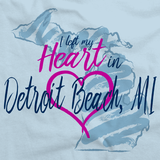 I Left my Heart in Detroit Beach, MI | Michigan Pride Ladies
