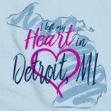 I Left my Heart in Detroit, MI | Michigan Pride Ladies