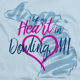 I Left my Heart in Dowling, MI | Michigan Pride Ladies
