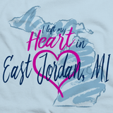 I Left my Heart in East Jordan, MI | Michigan Pride Ladies