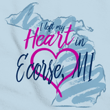 I Left my Heart in Ecorse, MI | Michigan Pride Ladies