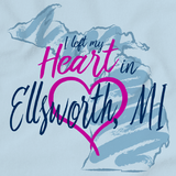I Left my Heart in Ellsworth, MI | Michigan Pride Ladies