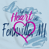 I Left my Heart in Fennville, MI | Michigan Pride Ladies