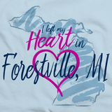 I Left my Heart in Forestville, MI | Michigan Pride Ladies