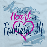 I Left my Heart in Fountain, MI | Michigan Pride Ladies