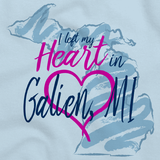 I Left my Heart in Galien, MI | Michigan Pride Ladies