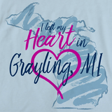 I Left my Heart in Grayling, MI | Michigan Pride Ladies