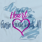 I Left my Heart in Grosse Pointe Woods, MI | Michigan Pride Ladies