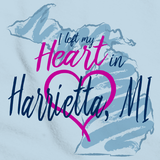 I Left my Heart in Harrietta, MI | Michigan Pride Ladies