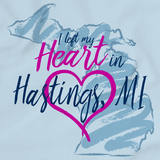 I Left my Heart in Hastings, MI | Michigan Pride Ladies