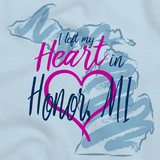 I Left my Heart in Honor, MI | Michigan Pride Ladies