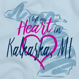 I Left my Heart in Kalkaska, MI | Michigan Pride Ladies