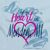 I Left my Heart in Mendon, MI | Michigan Pride Ladies