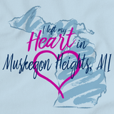I Left my Heart in Muskegon Heights, MI | Michigan Pride Ladies