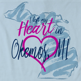 I Left my Heart in Okemos, MI | Michigan Pride Ladies