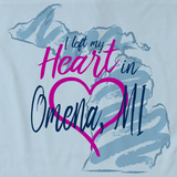 I Left my Heart in Omena, MI | Michigan Pride Ladies