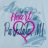 I Left my Heart in Parkdale, MI | Michigan Pride Ladies