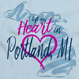 I Left my Heart in Portland, MI | Michigan Pride Ladies