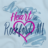 I Left my Heart in Rockford, MI | Michigan Pride Ladies