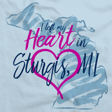 I Left my Heart in Sturgis, MI | Michigan Pride Ladies