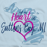 I Left my Heart in Suttons Bay, MI | Michigan Pride Ladies