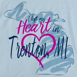 I Left my Heart in Trenton, MI | Michigan Pride Ladies