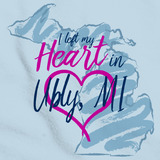 I Left my Heart in Ubly, MI | Michigan Pride Ladies