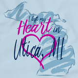 I Left my Heart in Utica, MI | Michigan Pride Ladies