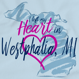 I Left my Heart in Westphalia, MI | Michigan Pride Ladies