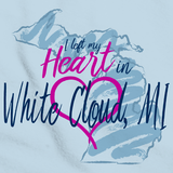 I Left my Heart in White Cloud, MI | Michigan Pride Ladies