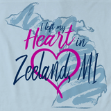 I Left my Heart in Zeeland, MI | Michigan Pride Ladies