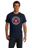 Standard Navy Everyone Loves A Nice American Boy - American Pride 4th of July T-shirt