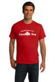 Standard Red Everybody Loves A Nice Canadian Boy - Canada Pride Love Canuck T-shirt
