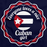 Everyone Loves a Nice Cuban Girl | Cuba Navy art preview