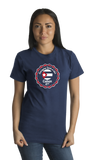 Standard Navy Everyone Loves A Nice Cuban Girl - Cuba Cute Cuban Love Heritage T-shirt