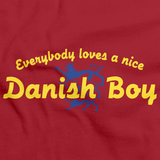 Everyone Loves a Nice Danish Boy | Denmark Red art preview