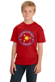 Youth Red Everyone Loves A Nice Filipino Boy - Phillipines Heritage Pride T-shirt