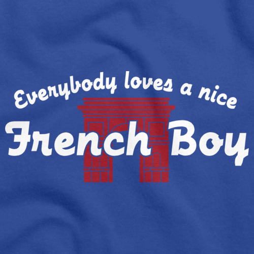 Everybody Loves A Nice French Boy | France Royal Art Preview
