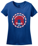 Ladies Royal Everybody Loves A Nice French Girl - France Heritage Love Pride T-shirt