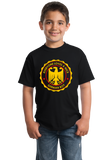 Youth Black Everyone Loves A Nice German Boy - Germany Deustchland Pride T-shirt