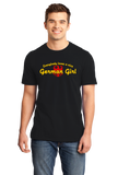 Standard Black Everybody Loves A Nice German Girl - Germany Deustchland Pride T-shirt
