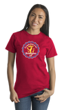 Standard Red Everyone Loves A Nice Norwegian Girl - Norway Heritage Pride T-shirt