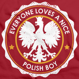 Everyone Loves a Nice Polish Boy | Poland Red art preview